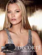 KATE MOSS BRAND AMBASSADOR OF DECORTE