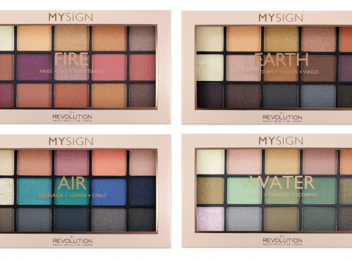 MYSIGN: THE ELEMENTS PALETTES
