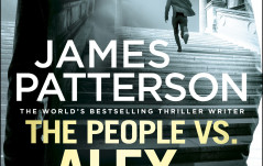 WIN! THE PEOPLE VS ALEX CROSS BOOK