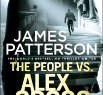 WIN! THE PEOPLE VS ALEX CROSS BOOK