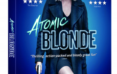 WIN! ATOMIC BLONDE ON DVD