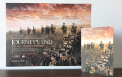 WIN! JOURNEY'S END PRIZES