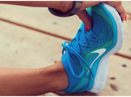 LOOKING AFTER YOUR FEET PRE & POST MARATHON