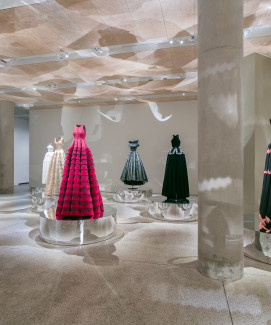 Azzedine Alaia: The Couturier Exhibition