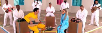Jimmy Fallon & Ariana Grande Singing