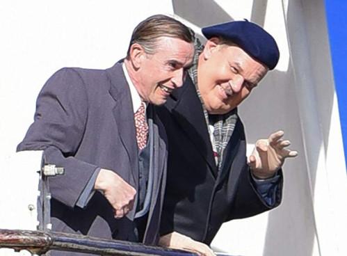 Stan & Ollie New Trailer