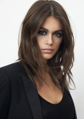 Kaia Gerber for YSL
