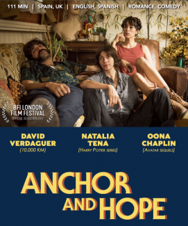 Anchor & Hope Film Out Now