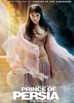 Gemma Arterton in Prince of Persia: The Sands OfTime