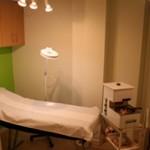 Otylia Roberts Spa Treatment Room