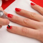 Manicures and beauty treatments