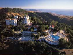 <b>Hearst Castle, Calif...</b>