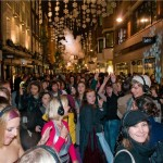 Silent Disco on Carnaby Street