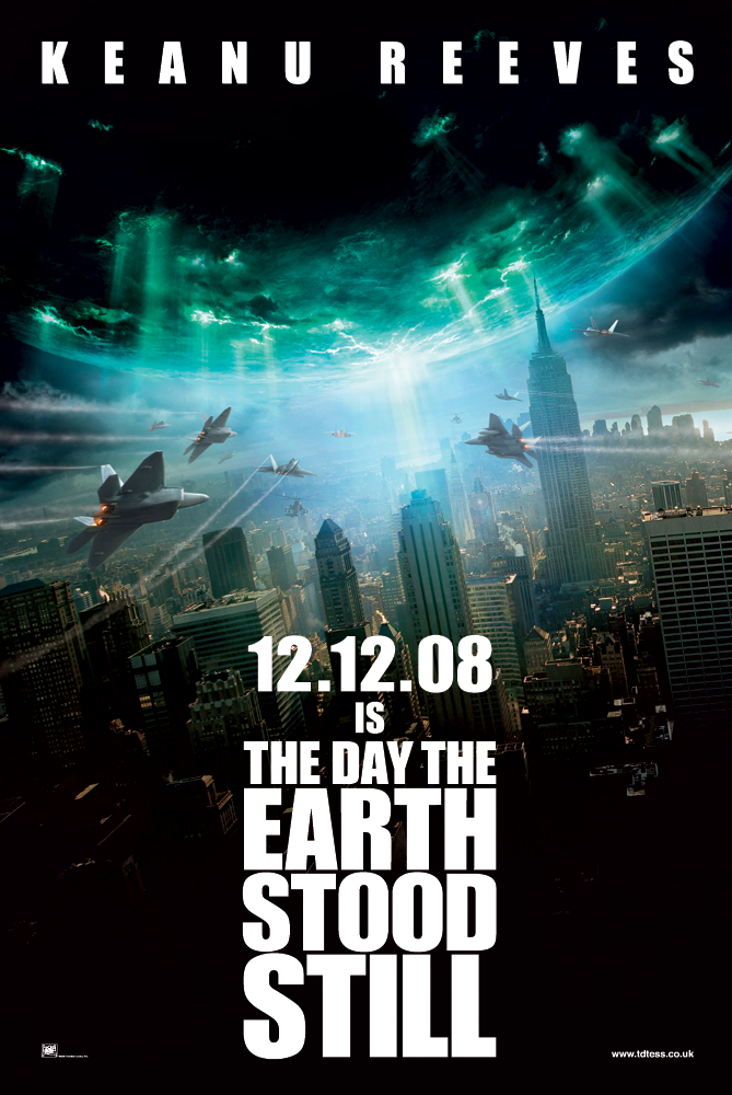 <b>The Day the Earth St...</b>