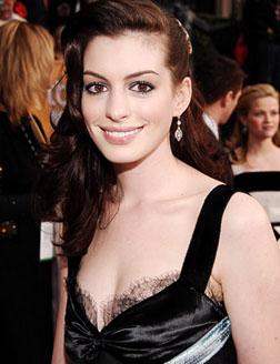 <b>Anne Hathaway...</b>
