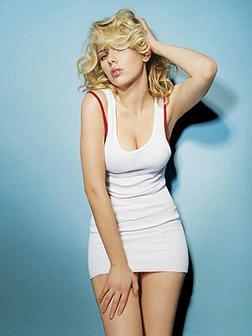 <b>Scarlett Johansson...</b>