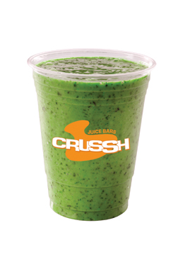 We love Crussh Smoothies