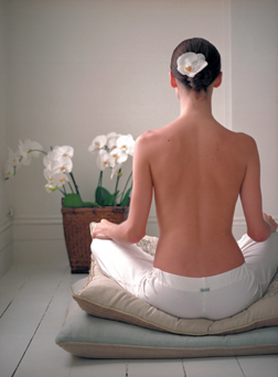 <b>Yoga for Year '09...</b>
