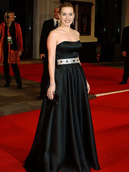Kate Winslet at the BAFTA Awards