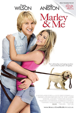 <b>Marley &amp; Me is o...</b>