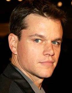 Libra - Matt Damon