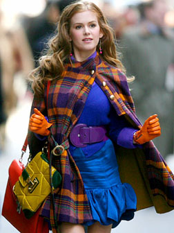 Isla Fisher as Becky Bloomwood