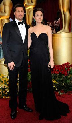 Brad Pitt & Angelina Jolie on the Red Carpet