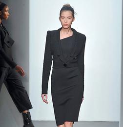 Calvin Klein runway show