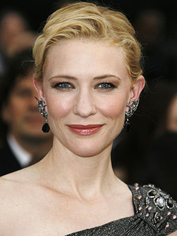 Why is Cate Blanchett tired of being right?