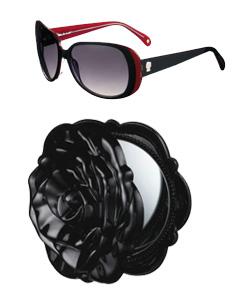 Celia Birtwell Sunglasses and Compact
