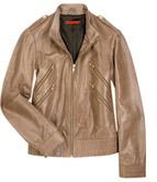 2. Alice + Olivia Breck bomber jacket