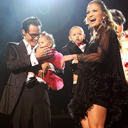 Happy families for Jennifer Lopez?