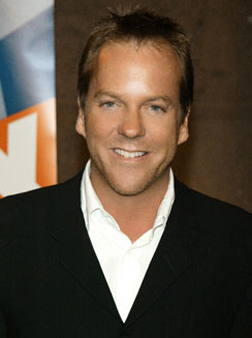 Kiefer Sutherland has been charged