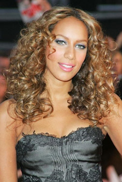 Leona Lewis at the BRITs last year