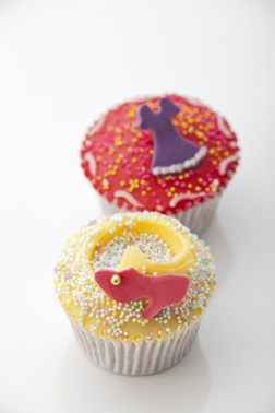 London Fashion Week Cupcakes £2.50