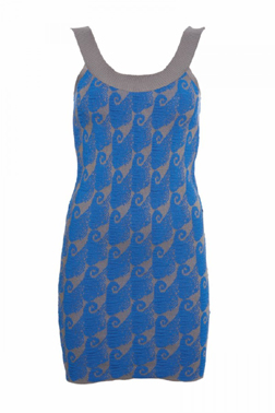 Wear It For The Boy Knitted Dress £190