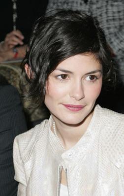 <b>Audrey Tautou...</b>
