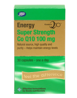 Boots Super Strength COQ10