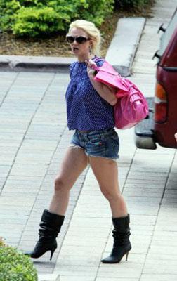 <b>Oh Britney...why?...</b>