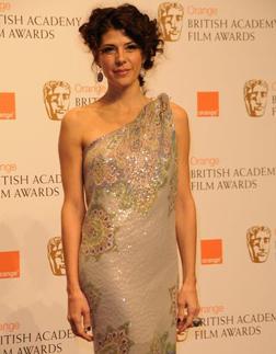 Marisa Tomei at the BAFTAs
