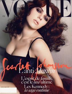 Scarlett for Vogue