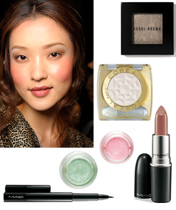 Anna Sui and s/s beauty trends