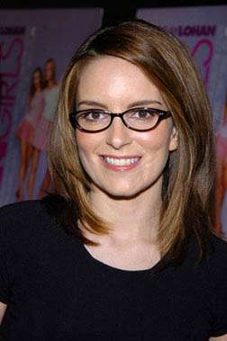 <b>Tina Fey...</b>