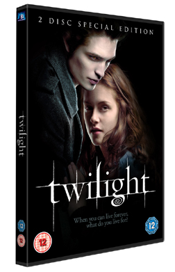 <b>Twilight Released To...</b>