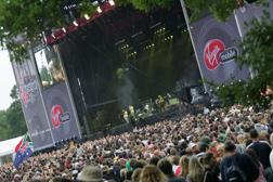 The V Music Festival