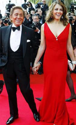 Valentino & Liz Hurley