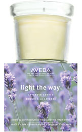 <b>Aveda's Earth Month...</b>