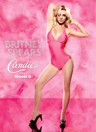 <b>Britney for Candie's...</b>