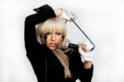 Lady Gaga will be at V