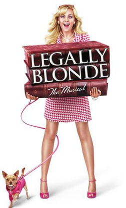 <b>Legally Blonde the M...</b>